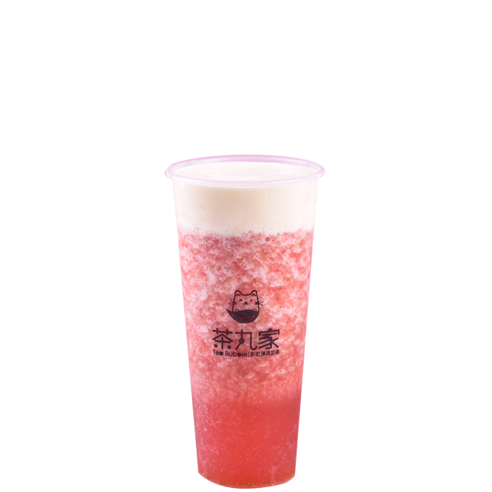 Strawberry Shallow Smoothie
